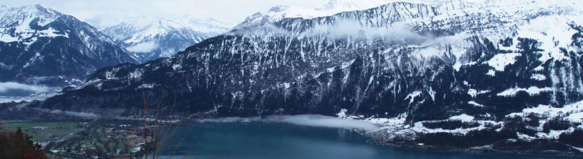 Vinter i alperne